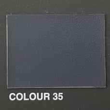 Краска для уреза кожи UNITERS DALIA BLU матовый тёмно-синий 40 гр.