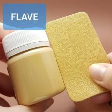 Краска для уреза кожи UNITERS + ALRAN матовый горчичный 50 гр.