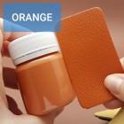 Краска для уреза кожи UNITERS + ALRAN матовый оранжевый 50 гр.