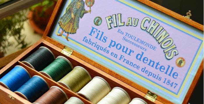 Sajou threads